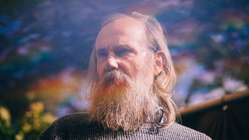O εφευρέτης της Continuous Music Lubomyr Melnyk στην Αθήνα