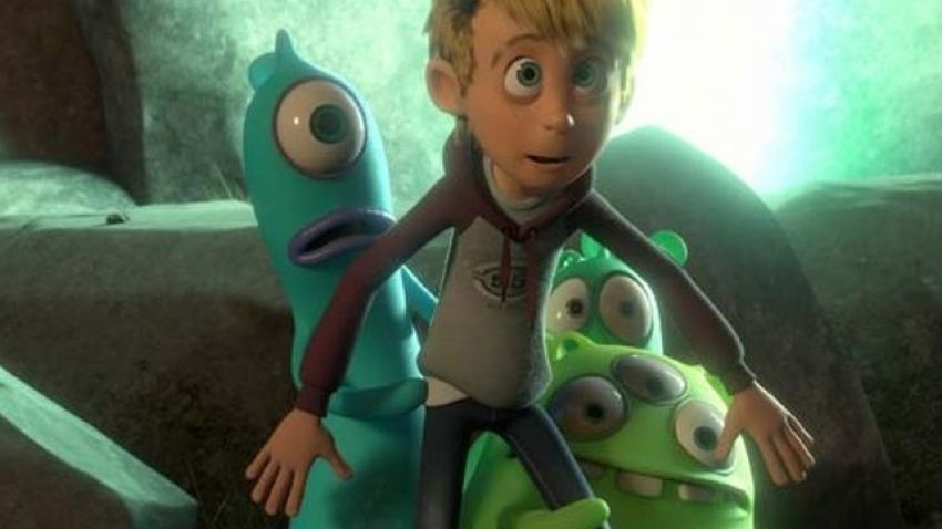 Park Your Cinema Kids: Ο Λούης και οι Εξωγήινοι (2018)