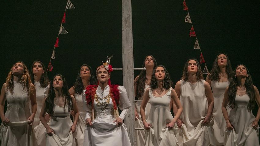 «Το τραγούδι της κυρα-Δομνίτσας» στη GNO TV
