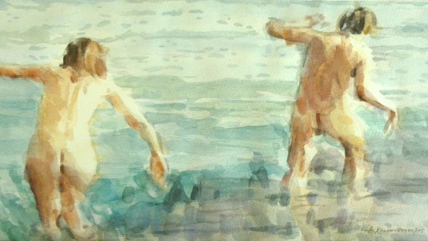 ΥΔΡΟΥΣΑ – πηγή Τέχνης| Ομαδική εικαστική  έκθεση στην Άνδρο