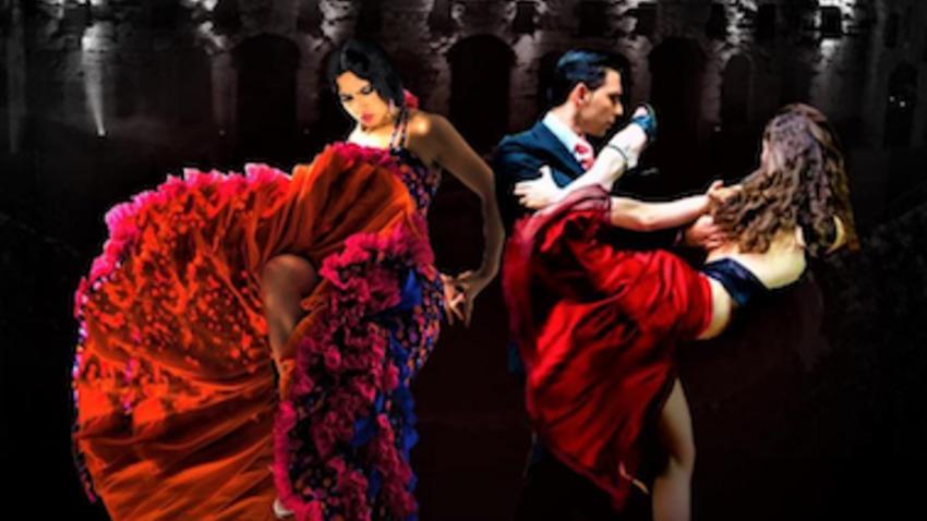 TANGO VS FLAMENCO PASIONES   Πάθος και ερωτισμός χορεύουν στο Ηρώδειο