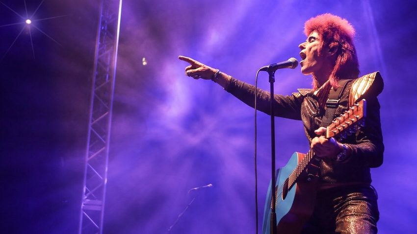 The «Absolute BOWIE» musical tribute