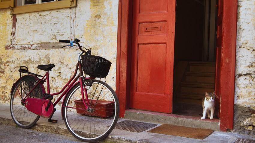 Ποδηλατική βόλτα στο κέντρο της Αθήνας από τη ΣΧΕΔΙΑ