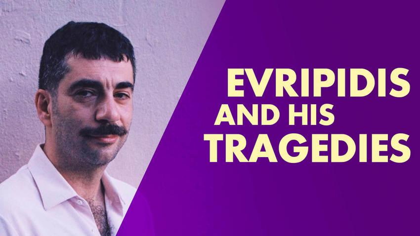 Evripidis and His Tragedies στο Rooftop του Ρομάντσο