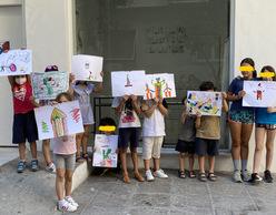 Εκπαιδευτικά προγράμματα για παιδιά από το Victoria Square Project