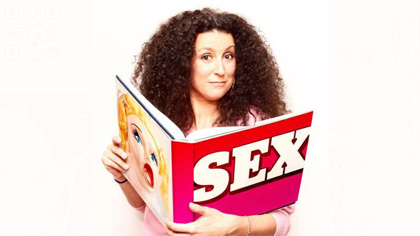 About Sex | Ένα ξεκαρδιστικό solo με την Κατερίνα Βρανά