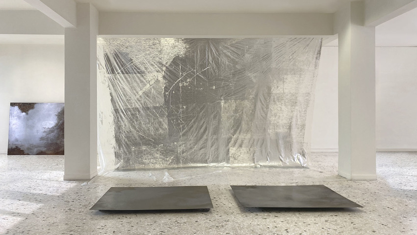 Αzimuth and Elevation της Christina Mamakos στο Talc Studio