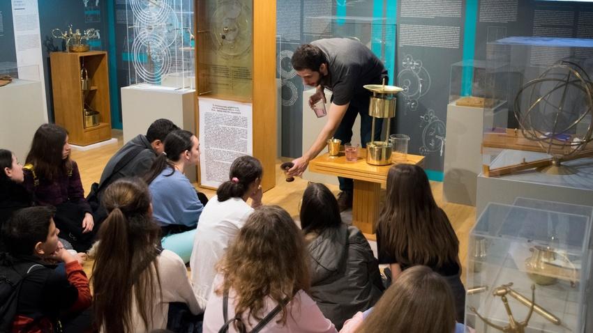 Σεπτέμβριος 2021 | Εκπαιδευτικές δράσεις στο Μουσείο Κοτσανά