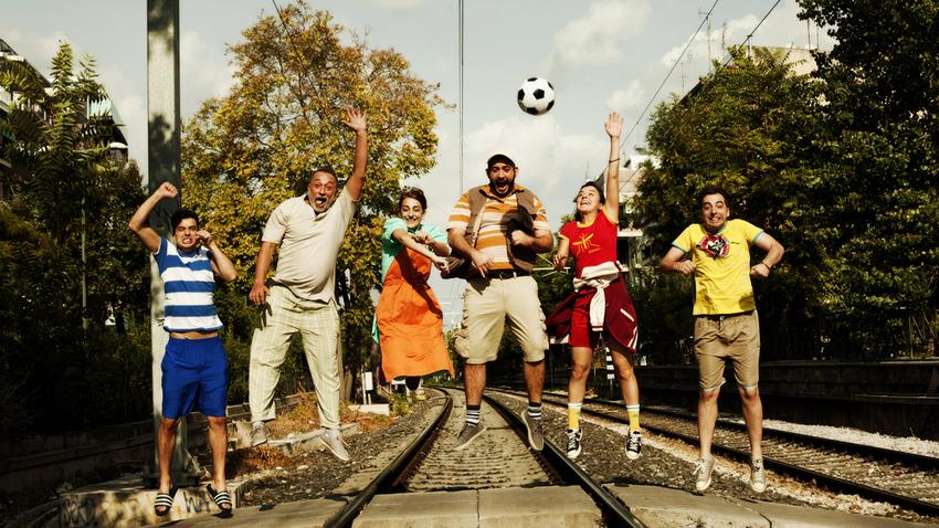 Μια γιορτή στου Νουριάν | «Συντεχνία του Γέλιου»