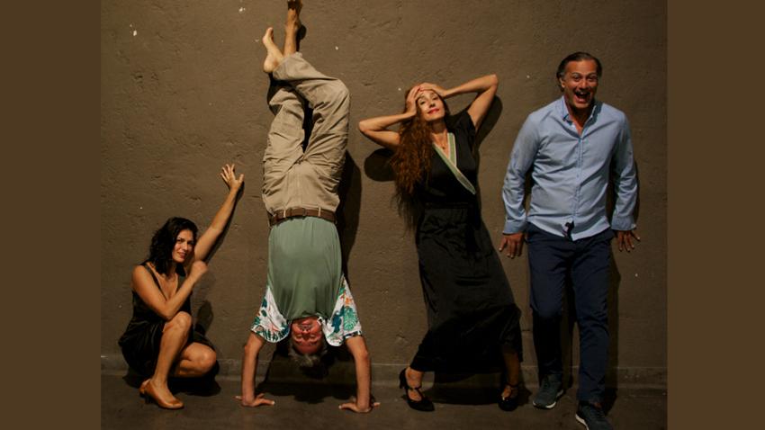 «Να σου πω μια ιστορία» του Χόρχε Μπουκάι   Θεατρική Ομάδα Τόπι