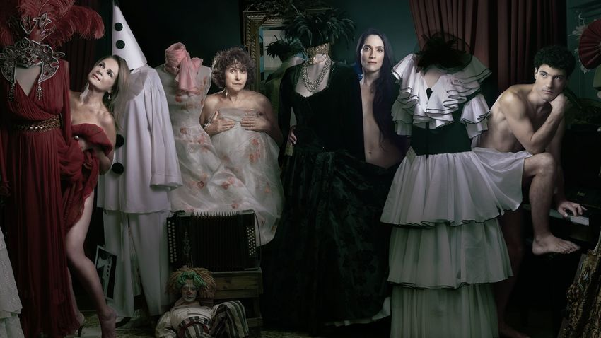 «Λευκό Δωμάτιο» :: Σκην.: Μάνου Καρατζογιάννη