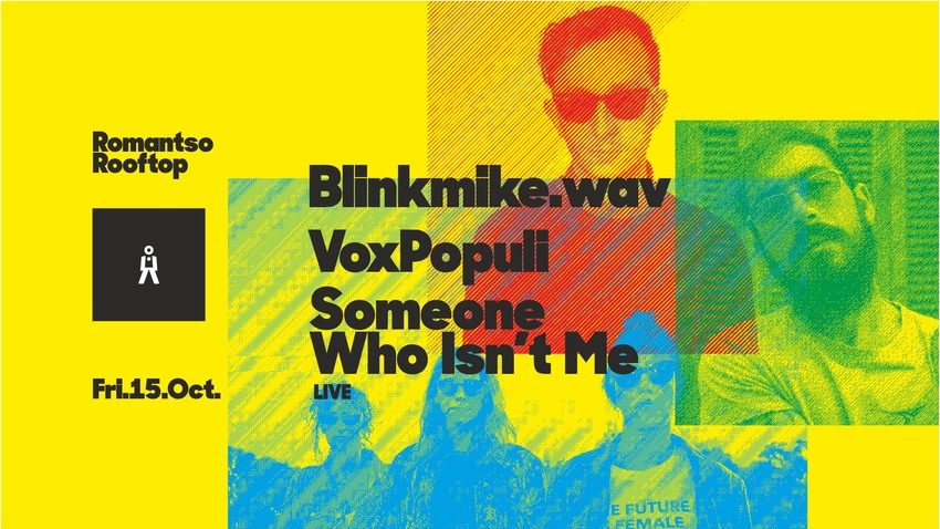Someone Who Isn't Me x VoxPopuli x Blinkmike.wav   Romantso