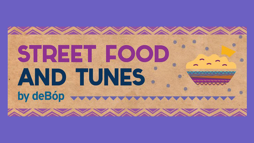 Street Food and Tunes: The Big Market