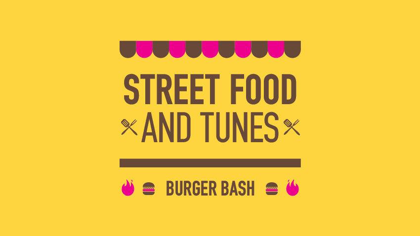 Street Food and Tunes: Burger Bash