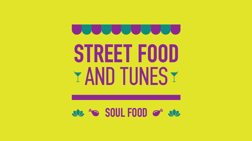 Street Food and Tunes: Soul Food