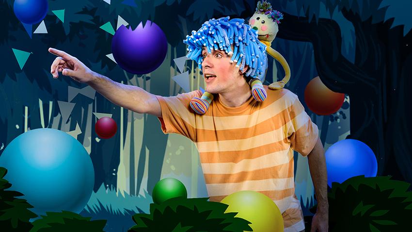 Το αγόρι με τα μπλε μαλλιά | Θέατρο Φούρνος