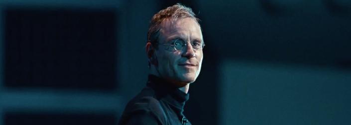 O Michael Fassbender ως Steve Jobs