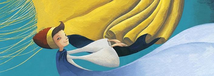 «Ο Αχτιδοϋφαντής», ένα παιδικό παραμύθι για τα πιο όμορφα όνειρα!