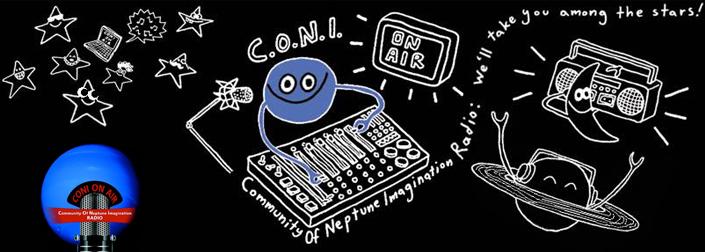 Coni-OnAir: ένα web radio για αυθεντικούς music lovers