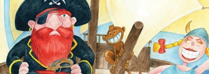 «Ο πειρατής Σιντόρε-Ντορεσί» από τις εκδόσεις fagotto books