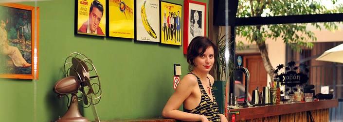 Nalyssa Green και το Κοκτέιλ της στο debop.gr