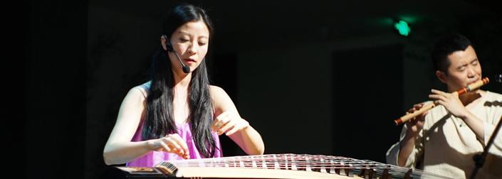 Το μουσικό ταξίδι του Αιγαίου στην Κίνα. Μια πρωτοφανής ένωση των δύο πολιτισμών.