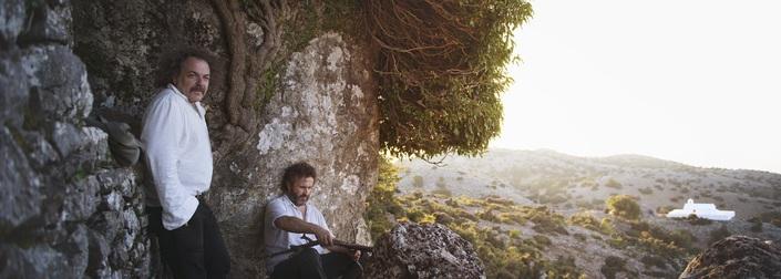 «Black Peak» το δεύτερο άλμπουμ του ντουέτου Xylouris White
