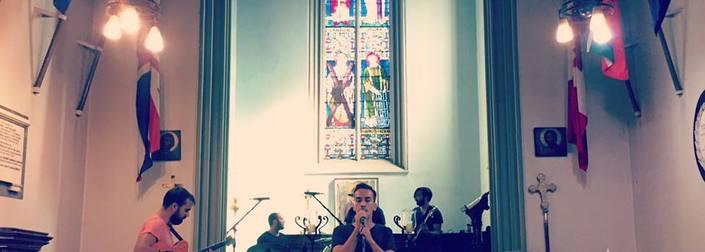 Church session του Pepper 96,6 με το Δημήτρη Σαμόλη