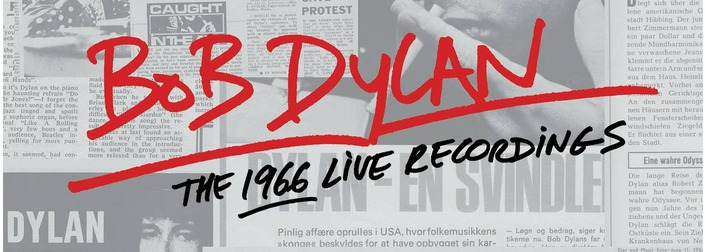 Bob Dylan: νέο Boxset «Τhe 1966 Live Recordings»