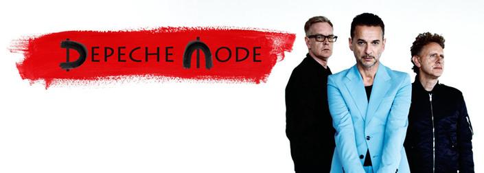 Οι Depeche Mode έρχονται στην Αθήνα!