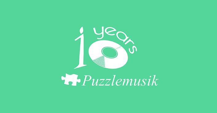 Η puzzlemusik το γιορτάζει με τον καλύτερο τρόπο!
