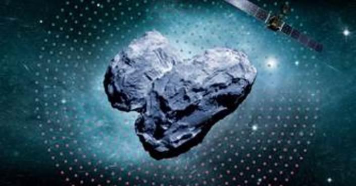 Ο Vangelis μας παρουσιάζει την «Rosetta»