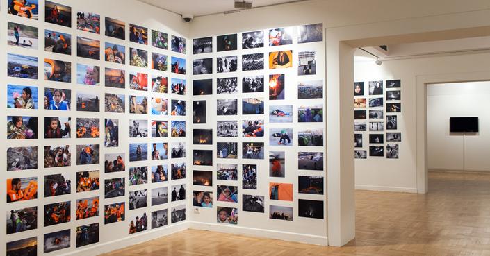 """Ai Weiwei at Cycladic"" για τους Γιατρούς Χωρίς Σύνορα και τη ΜΕΤΑδραση"