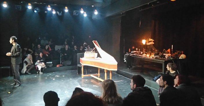 Ένας σαιξπηρικός αποχαιρετισμός του 2016 – Ολονυχτία αφιέρωμα στον στο Θέατρο Τέχνης