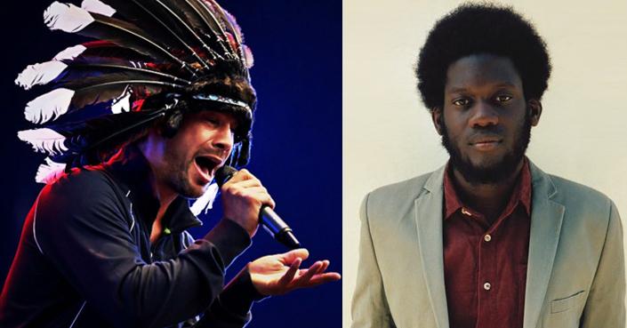 Release Athens:  Jamiroquai & Michael Kiwanuka στην Αθήνα!