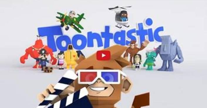 Toontastic 3D: Η παιδική φαντασία αποκτά τρεις διαστάσεις