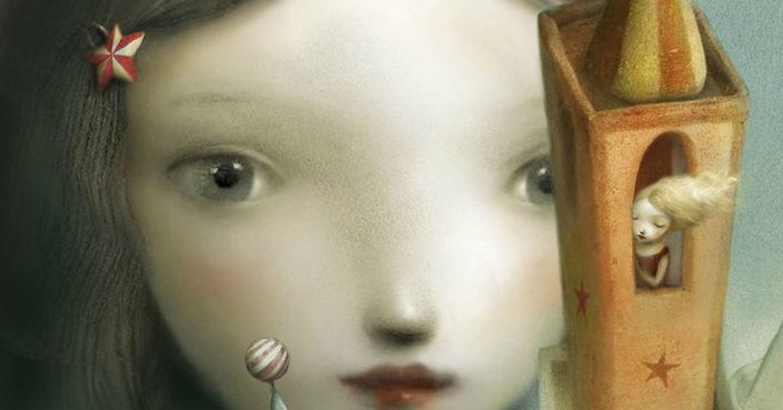 «Το κορίτσι στο Κάστρο μέσα στο Μουσείο», από τις εκδόσεις Λιβάνη