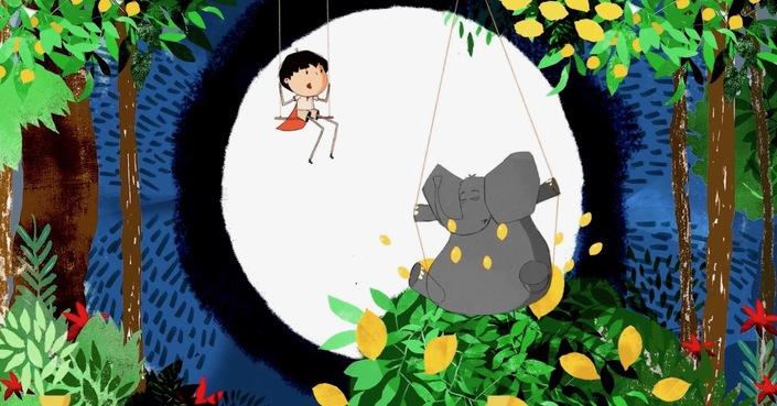 Το Ελεφαντάκι του Τεμπέλη Δράκου - Tο πρώτο ελληνικό animation videoclip παιδικού τραγουδιού έγινε πραγματικότητα!