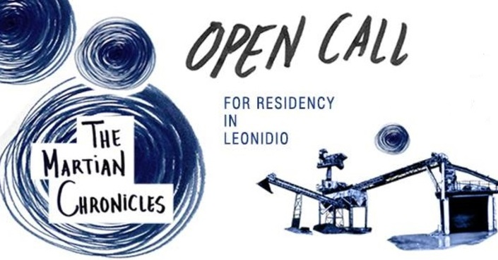The Martian Chronicles Residency // Open Call