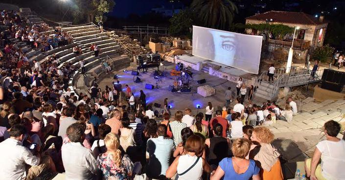 Λύκειo Επιδαύρου |Φεστιβάλ Αθηνών κι Επιδαύρου