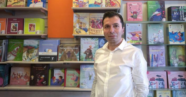 Συνέντευξη με τον Κυριάκο Καραΐσκο, υπεύθυνο των εκδόσεων Διάπλαση
