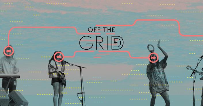 Off The Grid: συνάντηση για τη νέα εγχώρια μουσική