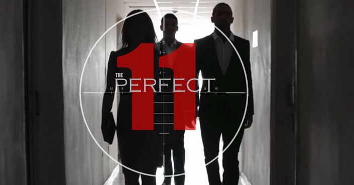 The Perfect 11! The Perfect escape room!