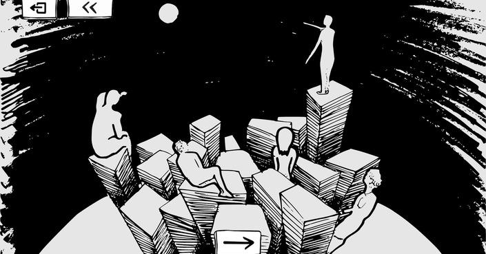 New Heroes Village ή πώς να δεις την πόλη σου αλλιώς