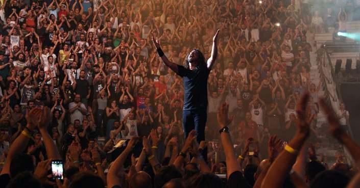 [video] Foo Fighters trailer από το Ωδείο Ηρώδου Αττικού