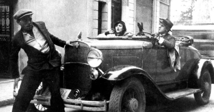 ΚΟΙΝΩΝΙΚΗ ΣΑΠΙΛΑ (1932) | Πρώτη παγκόσμια προβολή της νέας αποκατεστημένης κόπιας στο Κάσελ στη Documenta 14