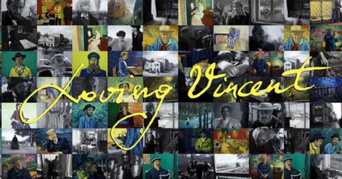 Loving Vincent - η ταινία που ζωγραφίστηκε στο χέρι!