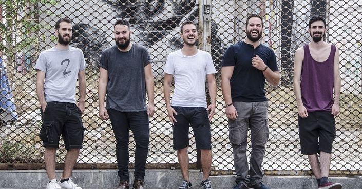 Νέο τραγούδι και live video από τους The Mound