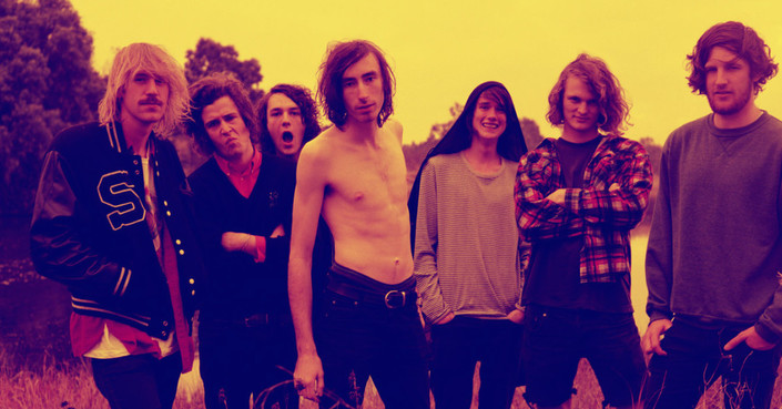 King Gizzard and the Lizard Wizard - θέμα ημερών το sold-out!