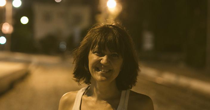 Η Μαρία Αιγινίτου μας μιλάει για το «Έξω Χιονίζει»